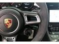 2018 Porsche 911 Black w/Alcantara Interior Steering Wheel Photo