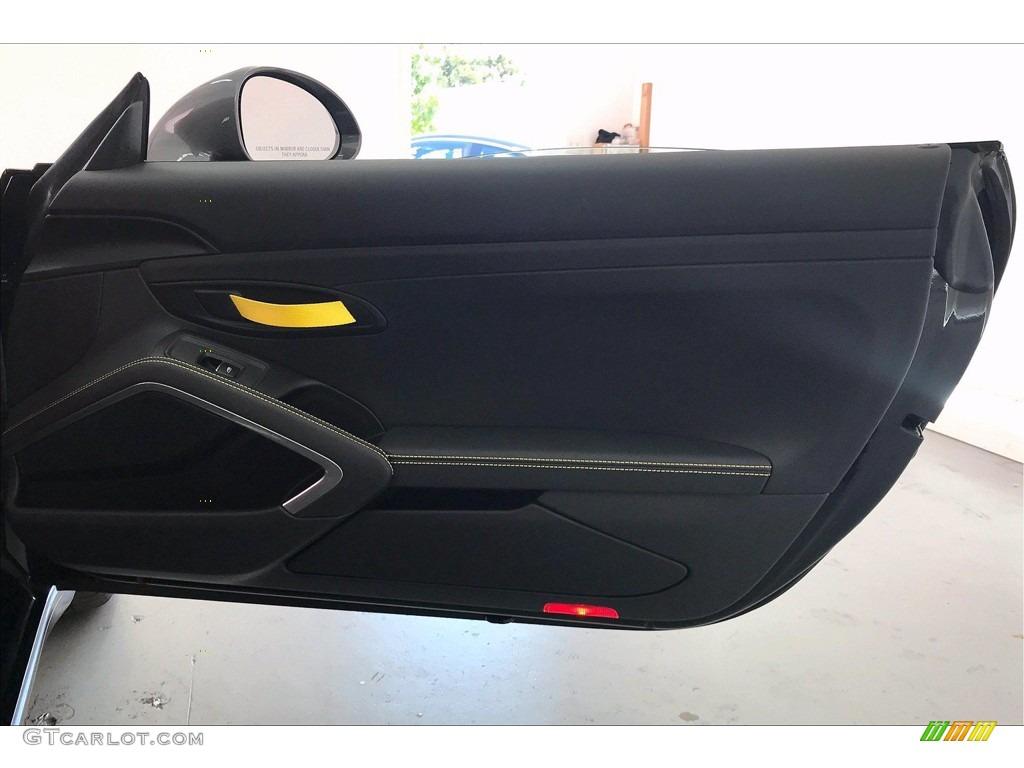 2018 Porsche 911 Carrera T Coupe Door Panel Photos