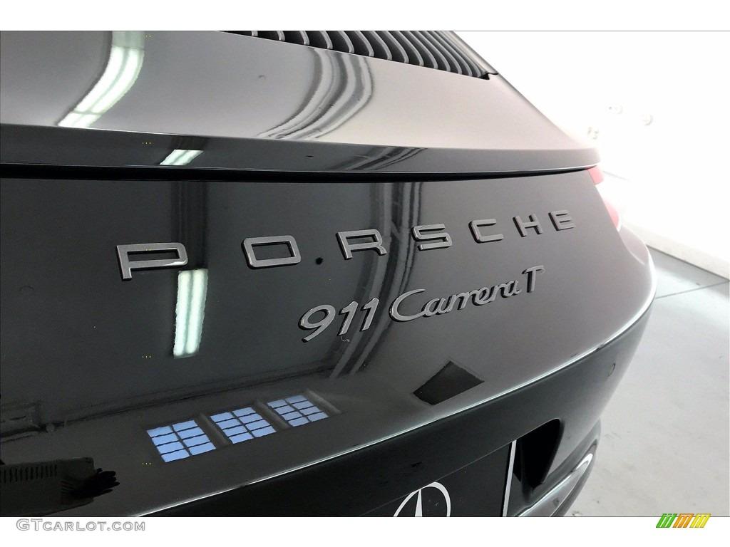 2018 Porsche 911 Carrera T Coupe Marks and Logos Photo #139868338