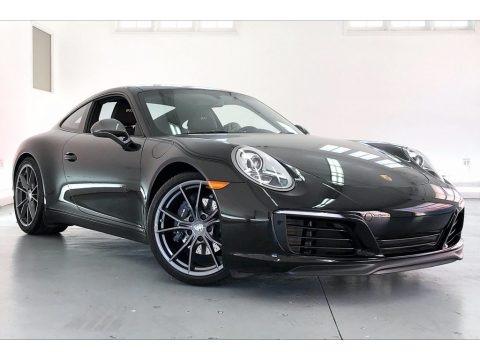 2018 Porsche 911 Carrera T Coupe Data, Info and Specs
