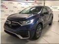 2020 Obsidian Blue Pearl Honda CR-V EX-L AWD #139864802