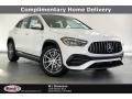 Digital White Metallic 2021 Mercedes-Benz GLA AMG 35 4Matic