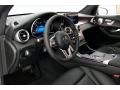 2021 GLC 300 Black Interior