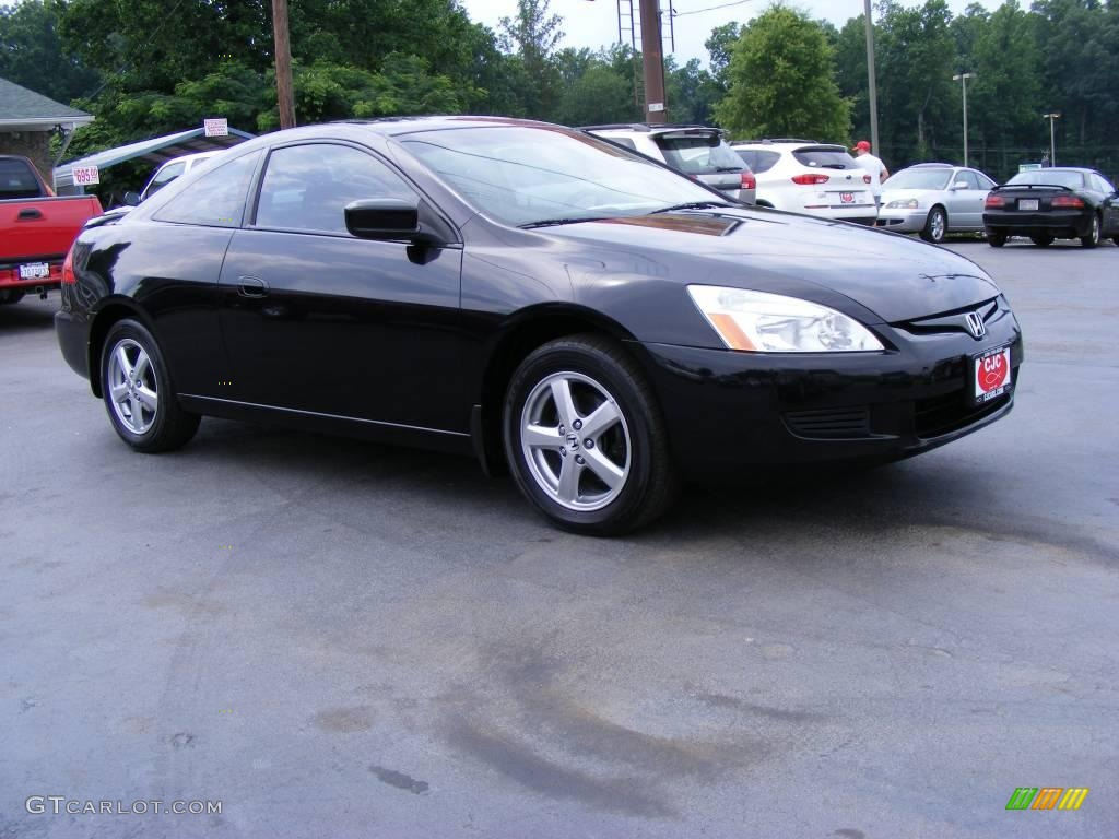 2004 nighthawk black pearl honda accord ex coupe 13888630. Black Bedroom Furniture Sets. Home Design Ideas