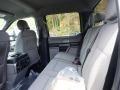 2020 Ford F250 Super Duty Medium Earth Gray Interior Rear Seat Photo