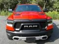 Flame Red - 1500 Rebel Crew Cab 4x4 Photo No. 4