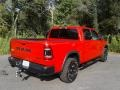 Flame Red - 1500 Rebel Crew Cab 4x4 Photo No. 6