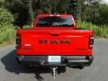 Flame Red - 1500 Rebel Crew Cab 4x4 Photo No. 7