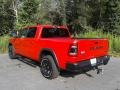Flame Red - 1500 Rebel Crew Cab 4x4 Photo No. 9