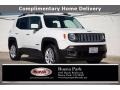 2017 Alpine White Jeep Renegade Latitude 4x4 #139878823