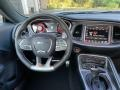 2020 Dodge Challenger Black Interior Dashboard Photo