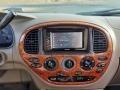 2005 Toyota Tundra Taupe Interior Controls Photo