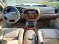 2005 Toyota Tundra Taupe Interior Dashboard Photo