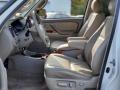 2005 Toyota Tundra Taupe Interior Front Seat Photo