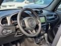 2020 Alpine White Jeep Renegade Limited 4x4  photo #8