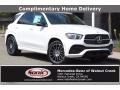 Polar White 2020 Mercedes-Benz GLE 350