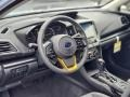 Gray Steering Wheel Photo for 2021 Subaru Crosstrek #139927843