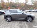 Machine Gray Metallic 2021 Mazda CX-5 Grand Touring Reserve AWD