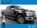 Shadow Black 2018 Ford F150 Lariat SuperCrew 4x4