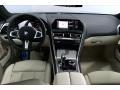 2021 8 Series M850i xDrive Coupe Ivory White Interior