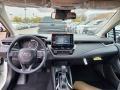 Dashboard of 2021 Corolla LE