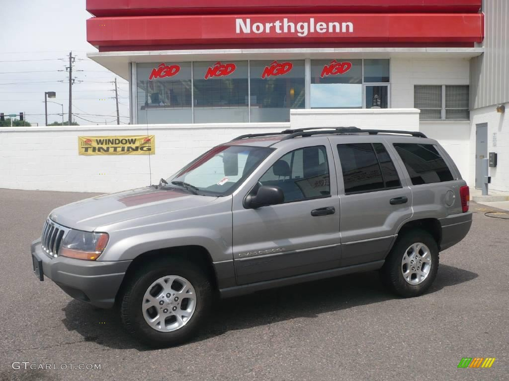 2000 jeep grand cherokee laredo 4x4 silverstone metallic color. Cars Review. Best American Auto & Cars Review