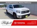 2021 Super White Toyota Tundra SR5 CrewMax 4x4 #139955221