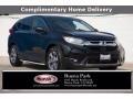 2018 Crystal Black Pearl Honda CR-V EX #139955174