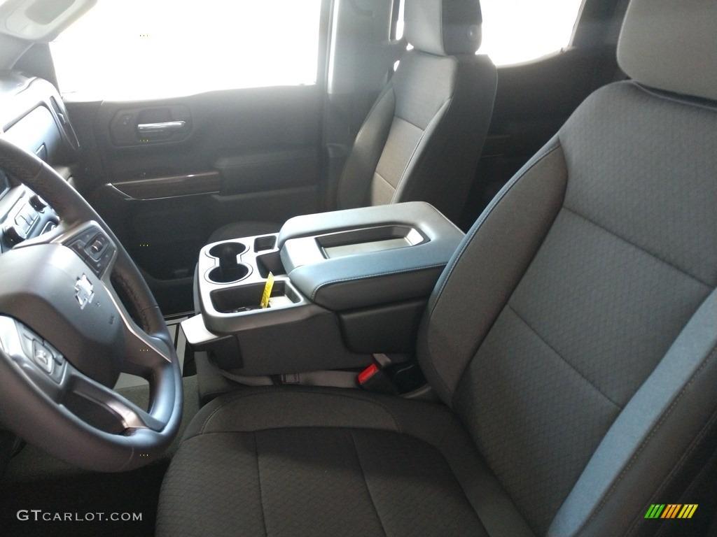 2020 Silverado 1500 RST Crew Cab 4x4 - Silver Ice Metallic / Jet Black photo #15