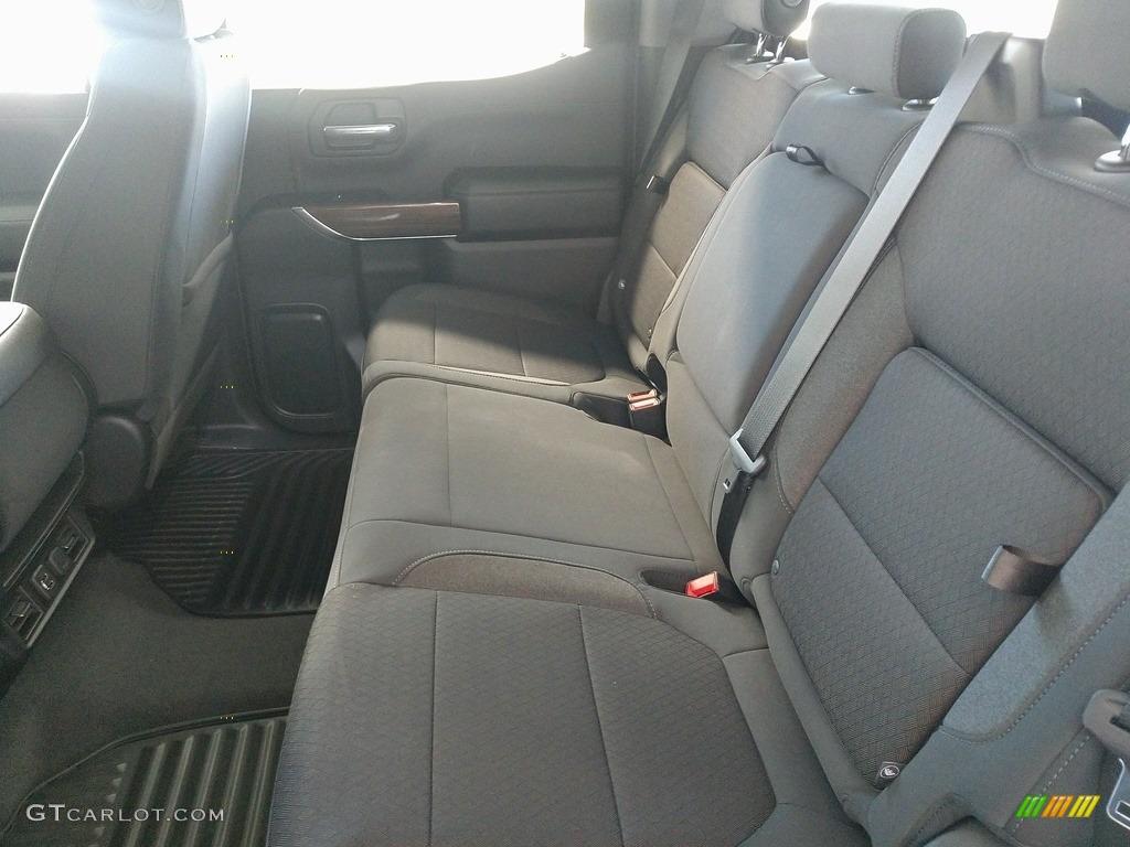 2020 Silverado 1500 RST Crew Cab 4x4 - Silver Ice Metallic / Jet Black photo #18