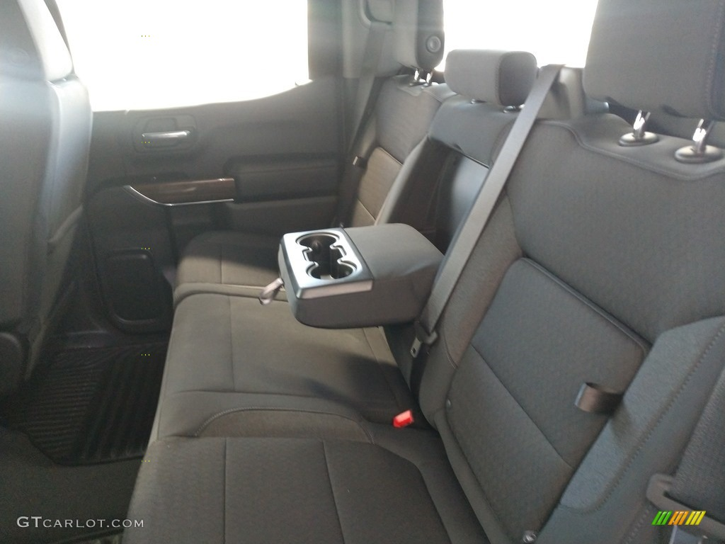 2020 Silverado 1500 RST Crew Cab 4x4 - Silver Ice Metallic / Jet Black photo #19