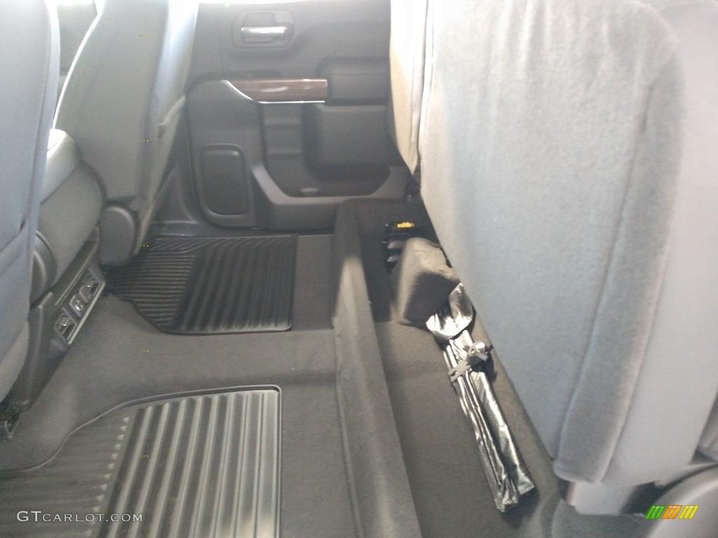 2020 Silverado 1500 RST Crew Cab 4x4 - Silver Ice Metallic / Jet Black photo #22