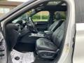 Ebony Front Seat Photo for 2020 Ford Explorer #139988977