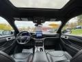 Ebony Dashboard Photo for 2020 Ford Explorer #139988995
