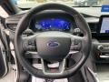 Ebony Steering Wheel Photo for 2020 Ford Explorer #139989004