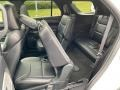 Ebony Rear Seat Photo for 2020 Ford Explorer #139989211