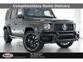designo Night Black Magno (Matte) 2020 Mercedes-Benz G 63 AMG