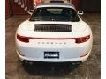 2018 White Porsche 911 Targa 4S  photo #5