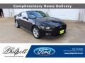 2015 Black Ford Mustang EcoBoost Coupe #139985335