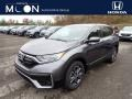 2020 Modern Steel Metallic Honda CR-V EX AWD #139991500