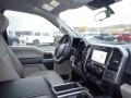 2020 Stone Gray Ford F150 XLT SuperCab 4x4  photo #10