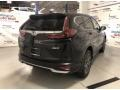 2020 Crystal Black Pearl Honda CR-V EX-L AWD  photo #3