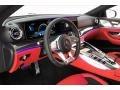 Dashboard of 2021 AMG GT 53