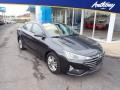 Phantom Black 2020 Hyundai Elantra Limited