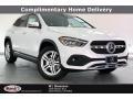 Digital White Metallic 2021 Mercedes-Benz GLA 250