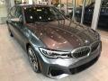 Mineral Gray Metallic 2021 BMW 3 Series M340i xDrive Sedan