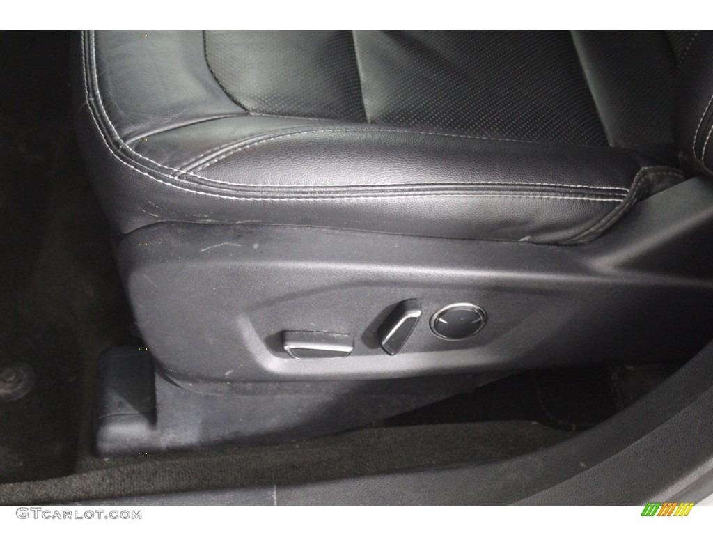 2016 Explorer Limited 4WD - Ingot Silver Metallic / Ebony Black photo #15