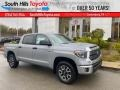 2021 Cement Toyota Tundra TRD Off Road CrewMax 4x4 #140028055