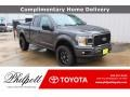 2018 Magnetic Ford F150 XL SuperCab 4x4 #140028107