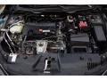 2018 Modern Steel Metallic Honda Civic EX Sedan  photo #37